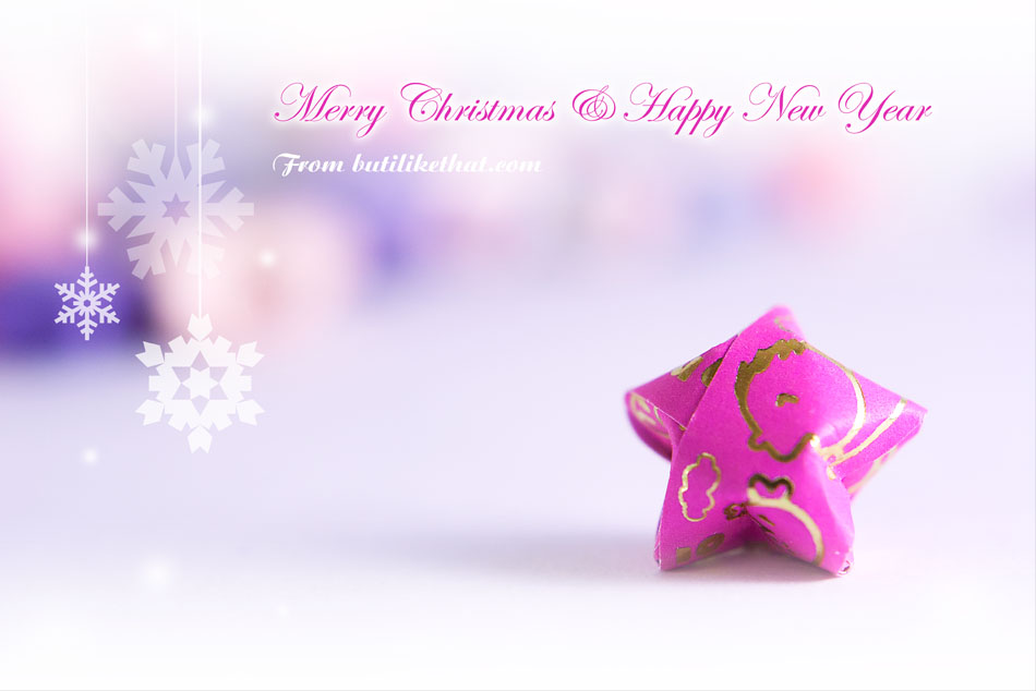JimmyLa HappyNewYear Our First Christmas and New Year