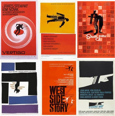 Saul Bass 04 Saul Bass. The Pitch.