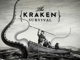 Kraken Rum Illustrated Animations 09