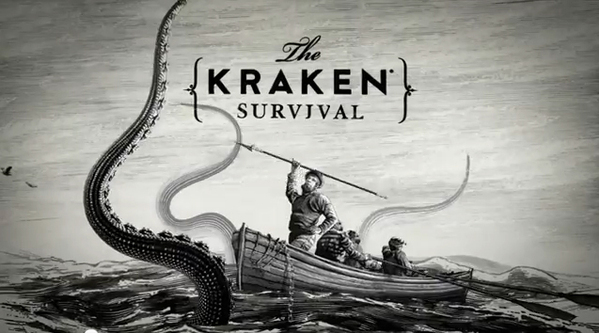 Kraken Rum Illustrated Animations 09 Kraken Rum Illustrated Animations