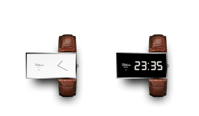 numero1 01 700x408 The Numéro 1 watch