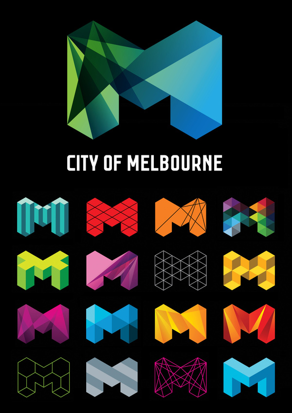 Rebranding City of Melbourne 02 Rebranding City of Melbourne