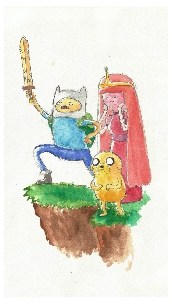 Scanned Image5 2 Adventure Time