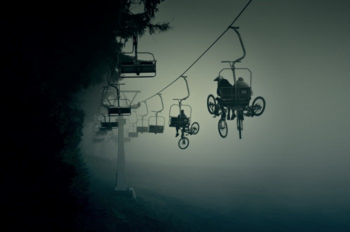 by Witold Dajek 700x464 Mountain Bike Photography
