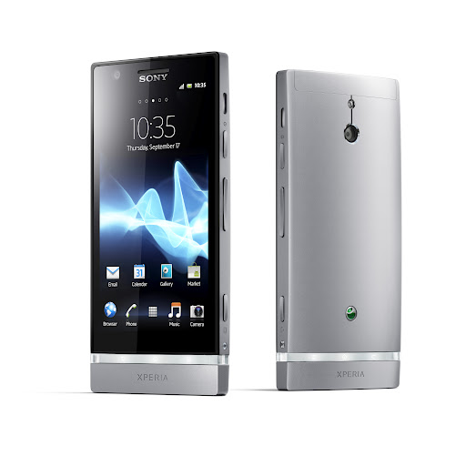 Sony Xperia Designs (2012)
