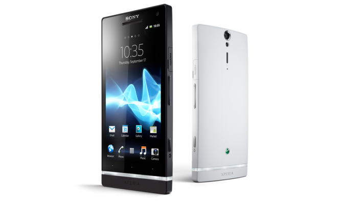 xperia s black white 45degree android smartphone 940x529 700x393 Sony Xperia Designs (2012)