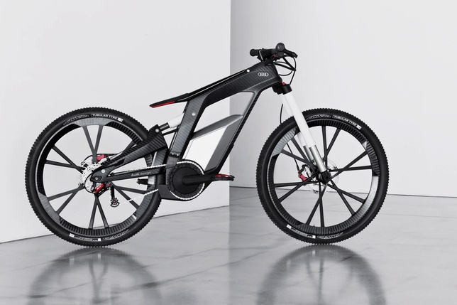 Audi E Bike Worthersee 2  Audi E Bike Worthersee Concept