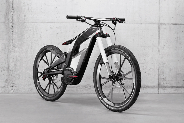 Audi E Bike Worthersee 3  Audi E Bike Worthersee Concept