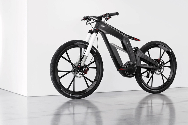 Audi E Bike Worthersee 4  Audi E Bike Worthersee Concept