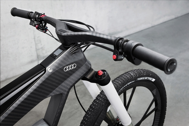 Audi E Bike Worthersee 6  Audi E Bike Worthersee Concept