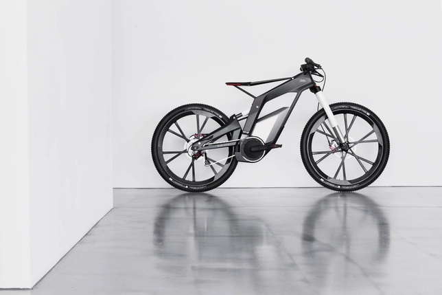 Audi E Bike Worthersee 9  Audi E Bike Worthersee Concept