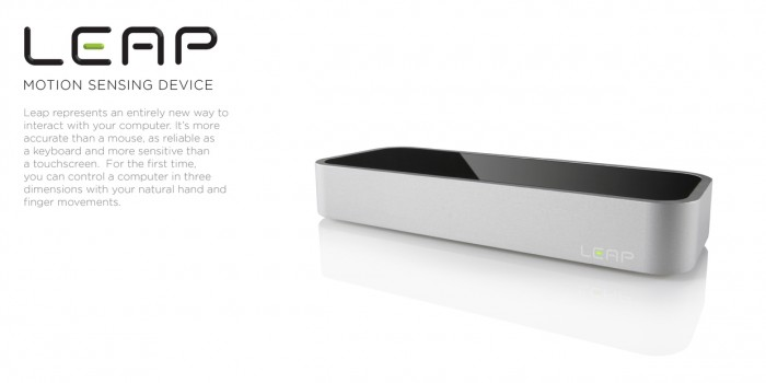 Leap Motion Sensor 01 700x350 Leap The Motion Sensor...