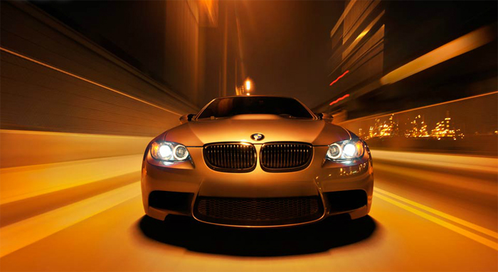 Living in The Lights BMW M3 Film 01 Living in The Lights (video)