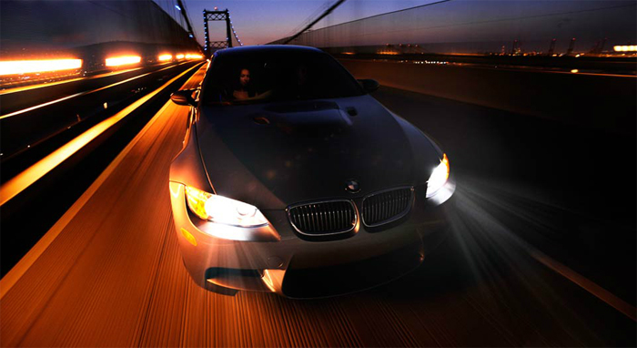 Living in The Lights BMW M3 Film 05 Living in The Lights (video)