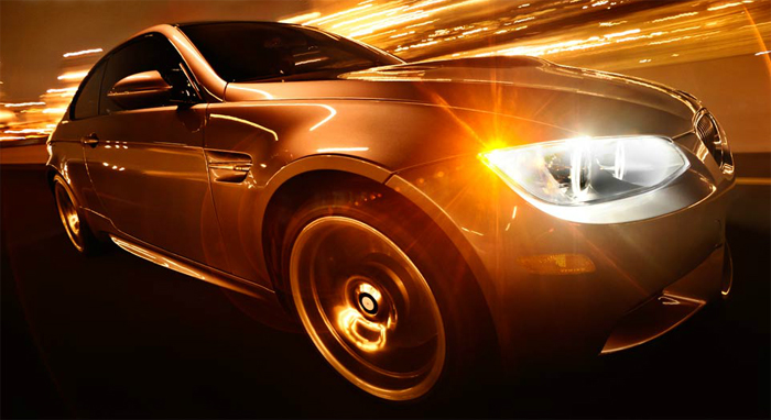 Living in The Lights BMW M3 Film 06 Living in The Lights (video)