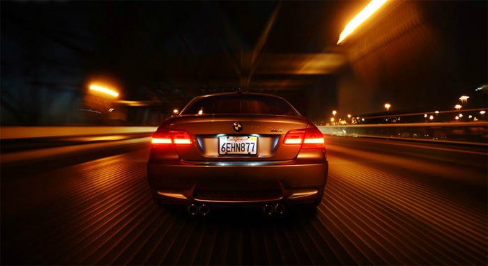Living in The Lights BMW M3 Film 07 Living in The Lights (video)