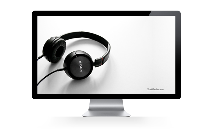 screen sony headphone Butilikethat Wallpapers!