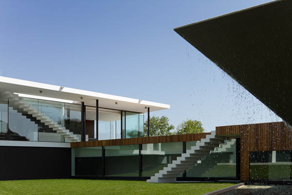 Casa Vale Do Lobo by Arqui+Arquitectura 2 Amazing Infinity Pool