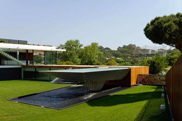 Casa Vale Do Lobo by Arqui+Arquitectura 3 Amazing Infinity Pool