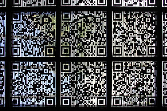 russian pavilion QR codes 0304 QR Code Rooms