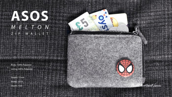ASOS zip wallet 0000 1 700x394 ASOS Melton Zip Wallet