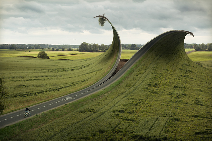 Photo manipulation by Erik Johansson 01 Photo Manipulations