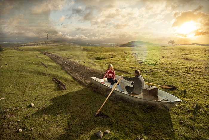 Photo manipulation by Erik Johansson 02 Photo Manipulations