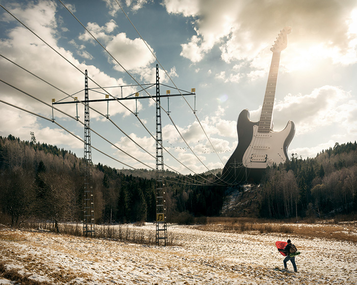 Photo manipulation by Erik Johansson 04 Photo Manipulations