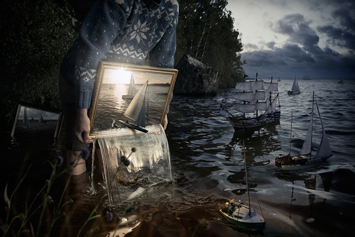 Photo manipulation by Erik Johansson 07 Photo Manipulations