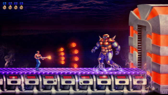 contraredone 700x394 Video Game Art Remastered